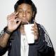 Lil Wayne - Steps on the US flag - God Bless America - HD Lil Wayne dentras de camara en su nuevo video