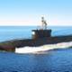 El nuevo submarino nuclear ruso Yuri Dolgoruki saldrá a superficie en 2013 hay guerrra!!!