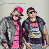 Carlitos wey & Goldo Kon Ambre - Freestyle En Time SQuare, NYC (Video EX)
