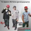 Aj1 Ft.Papopro & El Menol Del Flow - Yo Quiero Mi Nota (Dembow) (prod.papopro).mp3