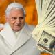 """""""El Vaticano siempre ha sido una empresa de negocios, lo de la religión es secundario"""