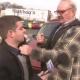 Que maldita pecosa tan bruta ledio este anciano a un reportero Jesu dios