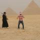Detienen a estudiantes egipcios por bailar 'Harlem Shake'  DIABLO en el decierto con do camello