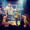 Concierto, de Romeo Santos en New jersey (VIDEO)