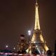 Evacuada la Torre Eiffel de París Francia por amenaza de bomba