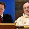 Cameron critica a Francisco por las Malvinas: