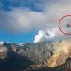 Video: Supuesto ovni sobrevuela el volcán Nevado del Ruiz en Colombia