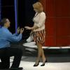 Video: Una propuesta de matrimonio realizada en pleno noticiero Hay que ver esto!