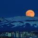 Esto sera lo ma lindo que ustede puede ver El fenómeno de la 'superluna' será visible (entre nublados) este domingo