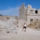 Impactante video: Un joven graba su propia muerte durante la demolición de un edificio