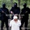 VIDEO Un cartel Mexicano Decuartizan ejecutan unos Hombres con Ak47 diablo que fuerte