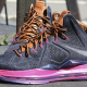 VIDEO Matan un hombre que trato de roba unos tenis costo $180 Denim Lebron Sneakers!