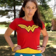 """Se Acuerdan dela """"Mujer Maravilla"""" que lucha contra el cáncer dios AYUDALA"""