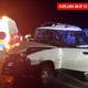 Al menos 38 muertos tras caer un autobús en Italia desde una altura de 30 metros