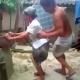 VIDEO PARA REILCE Una abuela vailando regueton recomendao Never Too Old: Thai Grandma & Island Guy Grinding!