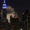 VIDEO Miren que el Edificio empire state el 4 de julio The Empire State Building Lights Up