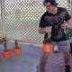 VIDEO Funny miren que maldito loco todo lo que haces The Cactus Challenge