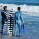 La nueva trampa para el agua Trajes para ser invisible a los tiburones