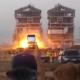 VIDEO Miren esta demolicion de dos Edificios
