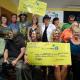 Varias víctimas del Huracán Sandy entre los ganadores de la lotería Powerball