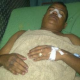 Fotos - Este famoso locutor dominicano Sandy Sandy, fue atracado de mala manera y fijate como lo dejaron