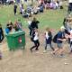 Video Un safacon casi mata una chica en una Fiesta