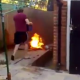 VIDEO Que chistoso Peligroso ala ves