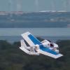 Video: Increible miren esto El auto que sobrevuela las montanas como si fuera un avion
