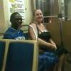 VIDEO Una aciendo sexo oral en el tren