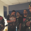VIDEO P Diddy & Ma$e Backstage At Drake's OVO Fest! (First Time Getting Together In 9 Years)