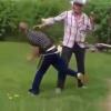 VIDEO Miren esto dos russo peliando borracho drogado
