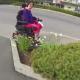 VIDEO Miren esta mujer invalida lo que le pasa