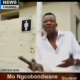 QUE MALDITA RISA PORFAVOR MIREN ESTE VIDEO South African Student Interviewed By Local News!