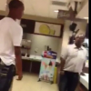 Video Que maldita trompa en McDonalds :Head Gets Hit With A Power Punch Inside McDonalds's By Teen For Calling The Young Boy Out!