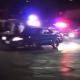 Video este maldito loco corriendole ala policia :Police Interrupt Burn Out, Driver Tries To Flee By Hitting Cop Car!