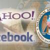Yahoo y Facebook demandan poder revelar a cuántos usuarios espía la NSA