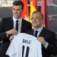 VIDEO El futbolista Gareth Bale cumple su 'sueño' de estar en el Real Madrid