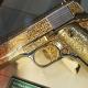 Video miren esta marabilla de pistola diablo :Drugs, Guns, And Bling