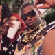 Gucci Mane - Me (Official Music Video) Diablo miren toda esta molleta en tanga que culone