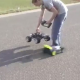 MIREN QUE GOLPE LEDA EL CARRITO DIABLO 'Hit By An RC Car Going 60 Mph