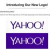 Miren el nuevo logo de Yahoo presenta nuevo logotipo 2013