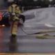 VIDEO - Fatal incendio miren esto para lo que pasa:Tesla Electric Car Up In Flames
