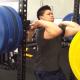 Video Privando en fuerte miren lo que le asen la pesas pobre chico :Guy Chokes Himself Out Doing Squats
