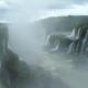 VIDEO Una visita a la 'Piscina del Diablo', el mirador para los viajeros más arriesgados