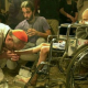 VIDEO Un niño colombiano se 'toma' el escenario del papa Francisco