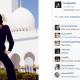 Miren esto sobre la Polémica en Abu Dabi por fotos de Rihanna en una mezquita