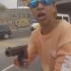 Video miren esto ladrone de motos con pistola en mano :Real Life GTA V: Thief In Brazil Gets Shot Trying To Rob A Motorcycle!