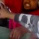 Rapero tirandoce termino en una pelea :Dude Gets Snuffed After Telling His Homie