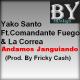 Gran Estreno - Yako Santo Ft.Comandante Fuego & La Correa - Andamos Janguiando (Prod. By Fricky Cash) hiphop dominicano durisimo!!