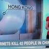 Video Una reportera falla al motrar un mapa equibocado en vivo :CNN Geography Graphic Fail
